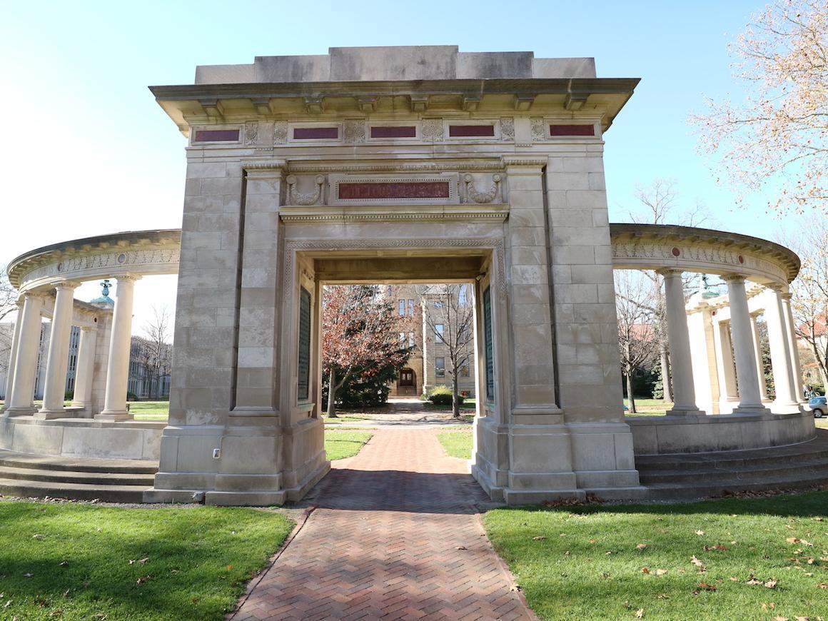 Photo fo Memorial Arch