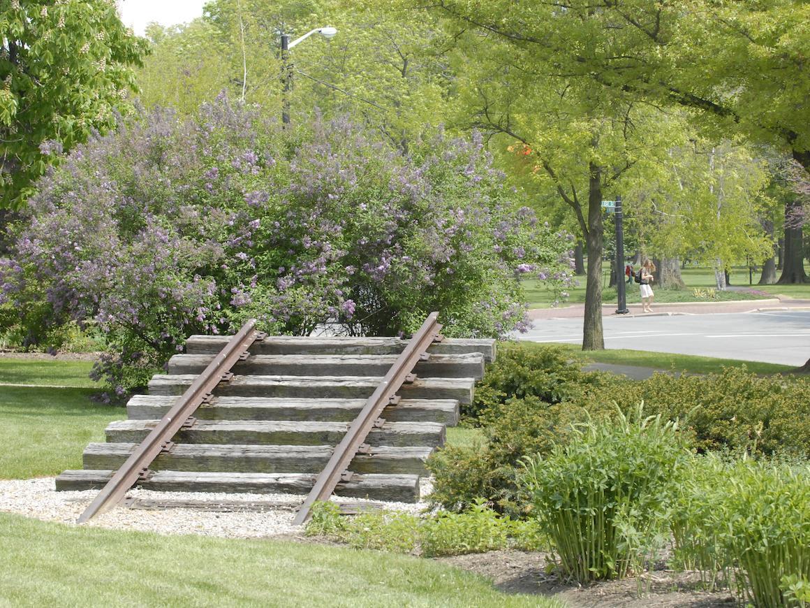 Photo of Underground Railroad Sculpture