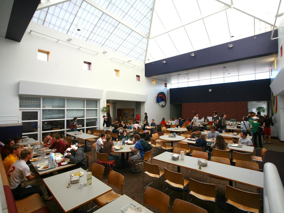 Photo of Stevenson Dining Hall