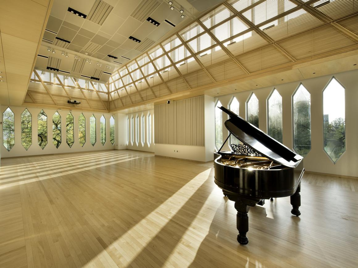 One Main Financial Com >> David H. Stull Recital Hall | Oberlin College and Conservatory