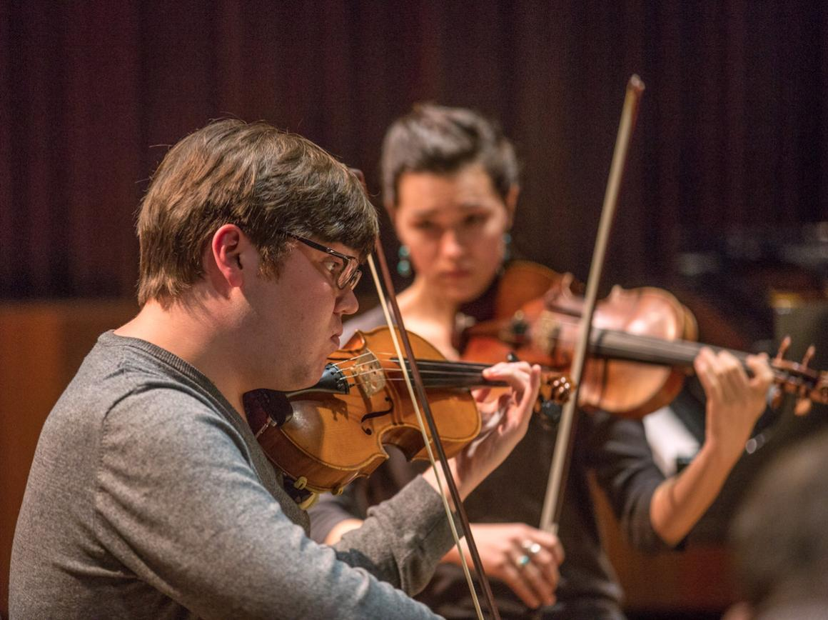 One Main Financial Com >> Program Overview: Violin | Oberlin College and Conservatory