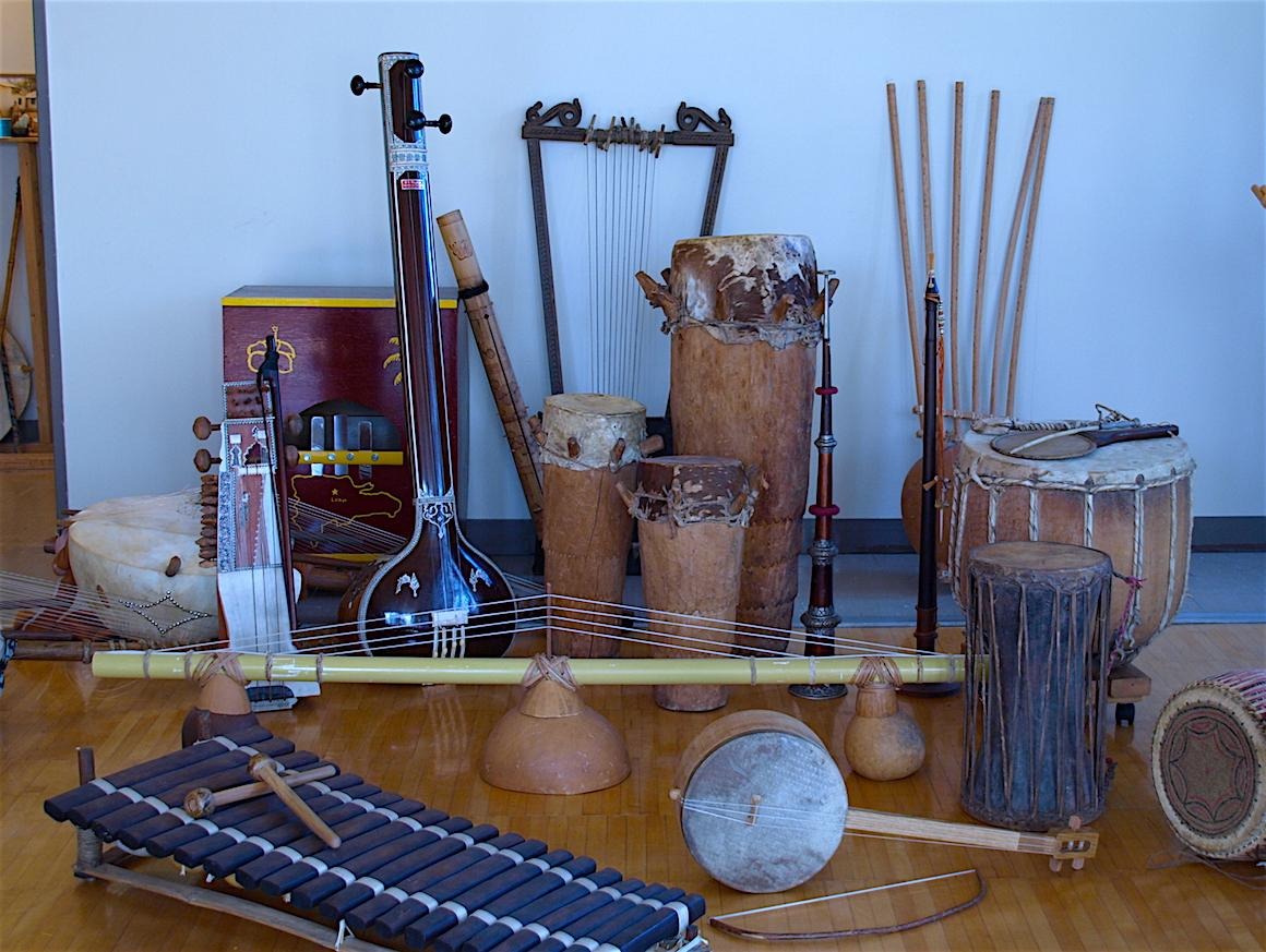 historical instruments