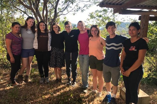 OSSGUA members in Guatemala.