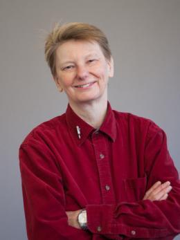 Photo of Cathy Evan