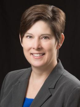 Photo of Cathy Partlow Strauss '84