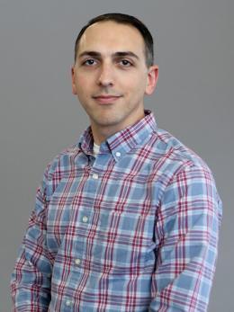 Head shot photo of Charles Joseph