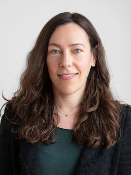 Photo of Claire Solomon
