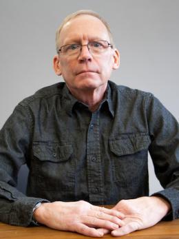Photograph of David Bechtel.