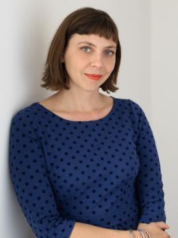 Photo of Erika Hoffmann-Dilloway