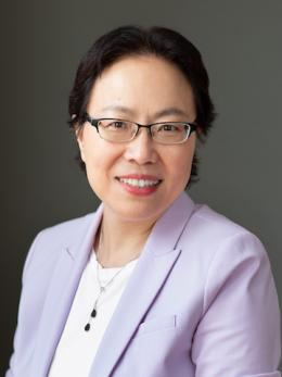 Photo of Fang Liu