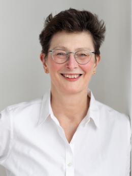 Portrait of Nancy Darling.