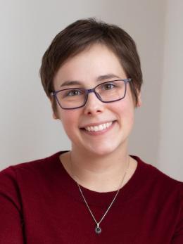 Photo of Rachel Saylor