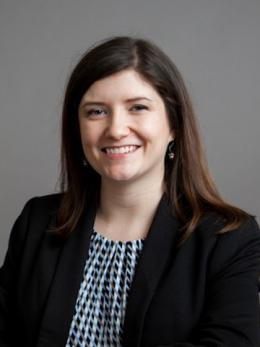 Photo of Rosalind Soltow '08