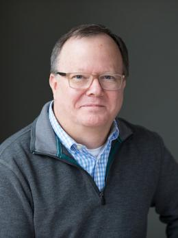 Photo of Steven Huff