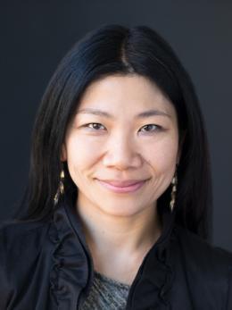 Headshot photograph of Sally Takada