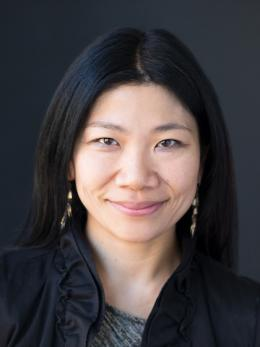 Headshot photograph of Sally Takada