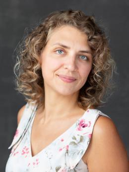 Tatiana Lokhina.