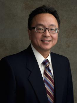 Photo of David Kamitsuka