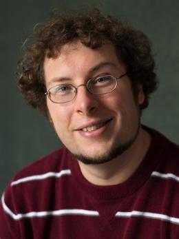 Photo of Adam Eck