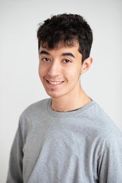 Portrait of Aaron Morales Dolich