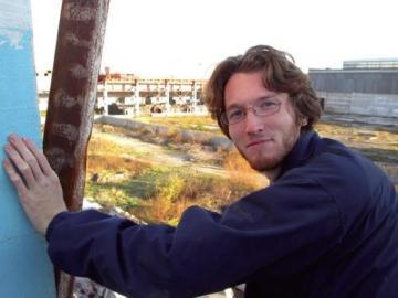 Michael Long in Taganrog, Russia