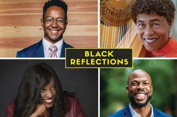 Black Reflections: Part Two