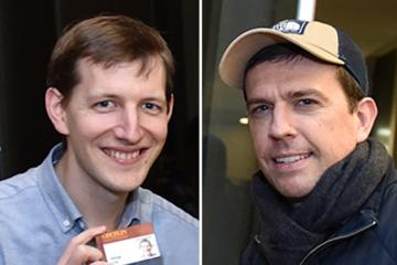 The Red Herring Conversations: Chris Eldridge and Ed Helms