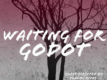 Waiting for Godot poster.