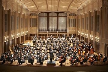 Performance by The Cleveland Orchestra