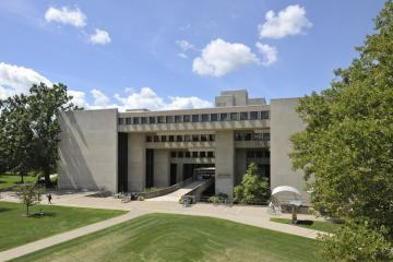 Mudd Center, Seeley G. (Terrell Main Library)