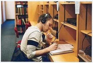 Conservatory Library, Conservatory Central Unit