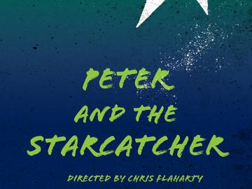 Peter and the Starcatcher poster.