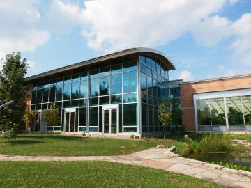 Photo of Adam Joseph Lewis Center for Environmental Studies