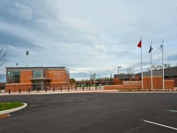 Austin E. Knowlton Athletics Complex