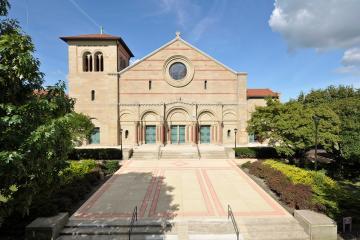 Chapel exterior