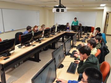 Geospatial Computer Lab