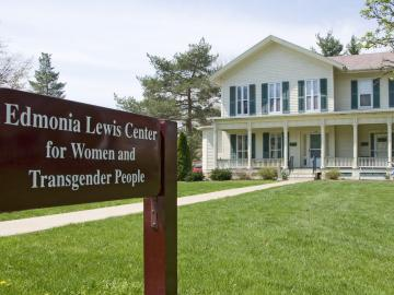 Photo of Edmonia Lewis Center for Women and Transgender People