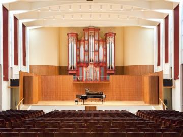 Warner Concert Hall