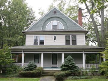 Photo of Clayton Koppes-William Norris House