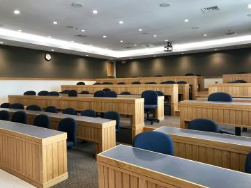 Photo of Wright Lecture Hall