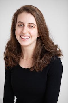 Portrait of Jen Crainic.