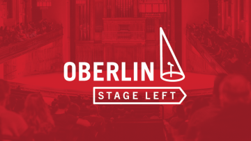 Oberlin Stage Left (graphic)
