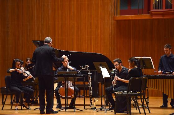 Contemporary Music Ensemble