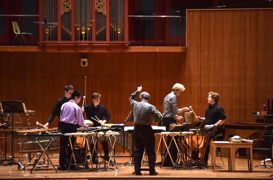 Oberlin Percussion Group