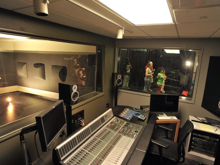 film recording studio