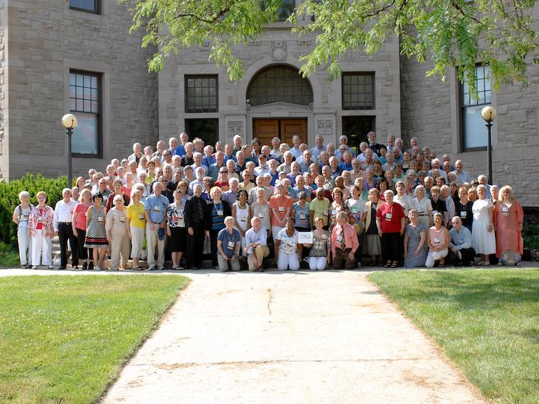 Photo of Class of 1962 at CRW 2012