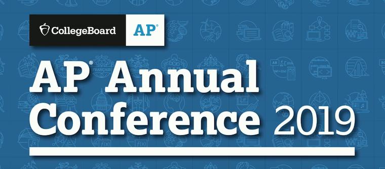 College Board AP Annual Conference 2019