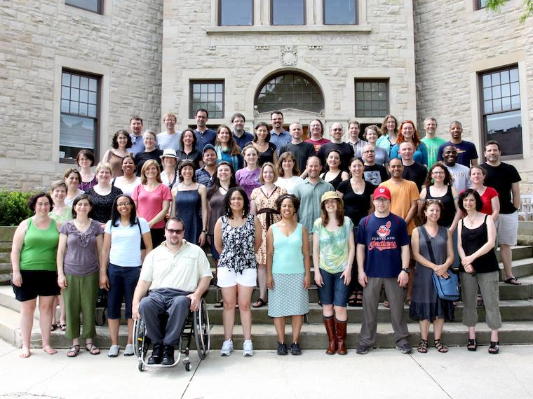 Photo of Class of 1991 at CRW 2011
