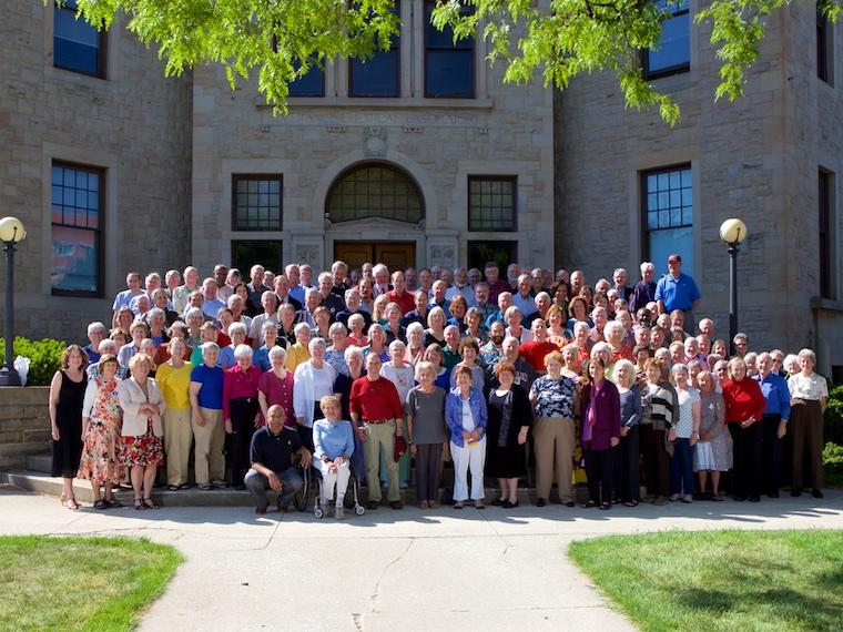 Photo of Class of 1965 at CRW 2015