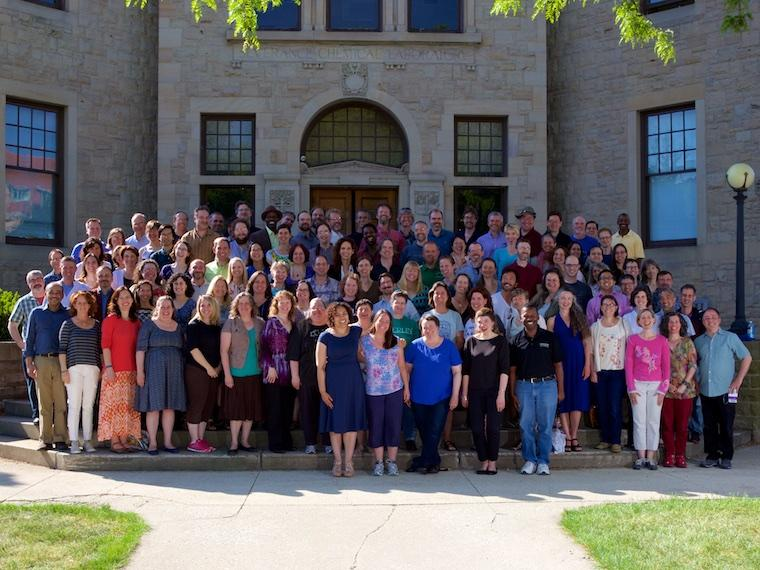 Photo of Class of 1990 at CRW 2015